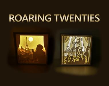 roaring twenties vs roarin 2.0 - anii 20 la un secol distanta